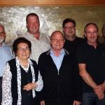 Vorstand und Kassenprüfer Verein St. Georgskapelle
