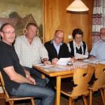 Vorstand Verein St. Georgskapelle