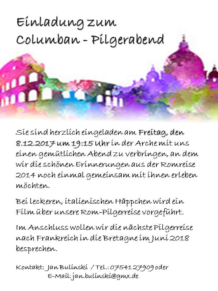 Plakat-Veranstaltung