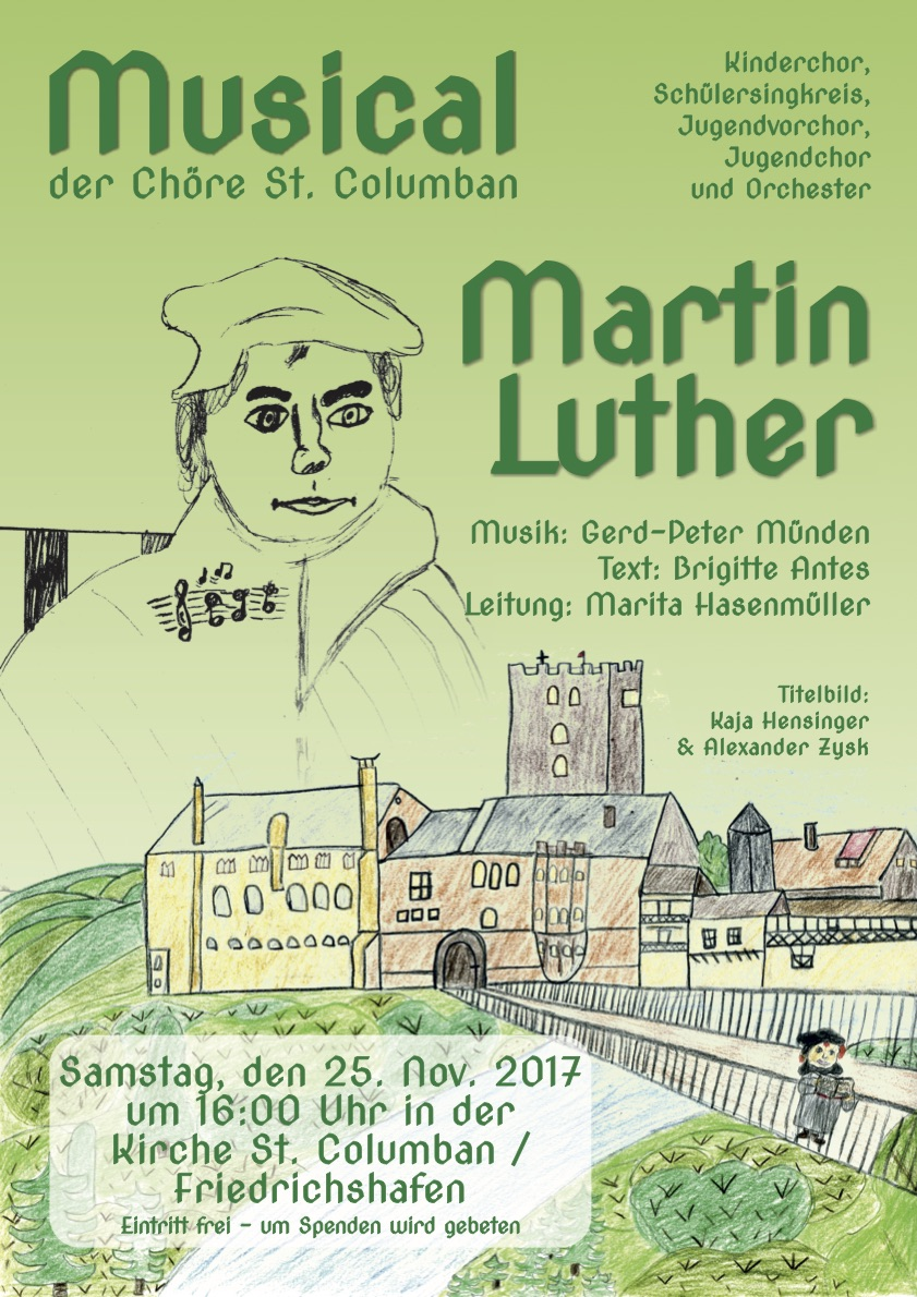 V2 Plakat Luther A3